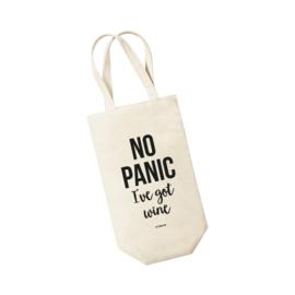 Wijntas - No panic I've got wine