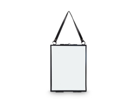Picture Frame Metal 26x20 cm - Black