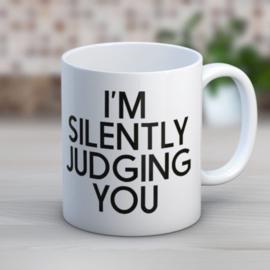 Mok I'm Silently Judging You
