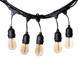 Tuinverlichting | Patio Lights | Extension Kit | 5 meter