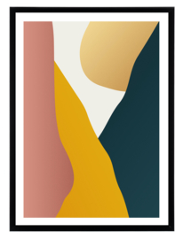 Esque   Poster   Abstract   Bergvallei   Backorder