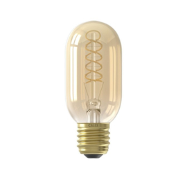 Calex LED Flex buislamp T45x110 4W E27 Gold 425726