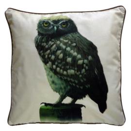 Myrte | Kussenhoes 40cm | Little Owl