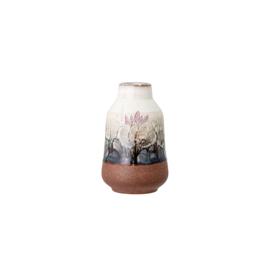 Vase Isidro | Keramik | Mehrfarbig