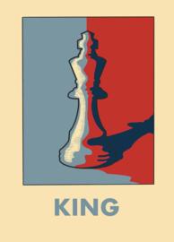 Esque   Poster   King   Chess   Backorder