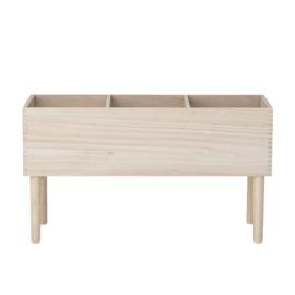 Boekenstandaard | Douve hout | Naturel