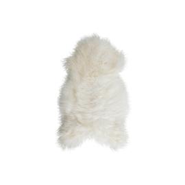Schaffell | Weiß
