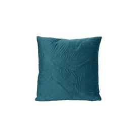 Kissen | Polyester | Blau