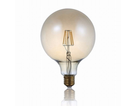 Lampe à led ronde - E27