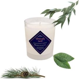 Gloriously Good Peppermint, Eucalyptus & Pine Aromatherapie Geurkaars