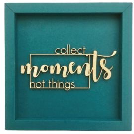 Werkpunk Collect Moments | Teal | L