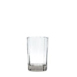 Brût | Homeware Reed Water Glas 20 CL Helder, set van 6