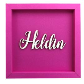 Werkpunk Heldin | Roze | M
