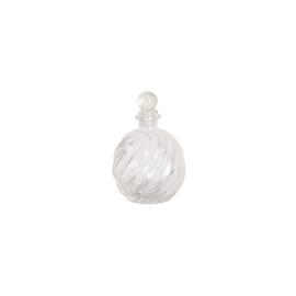 Parfümflasche | 11 cm | Glas