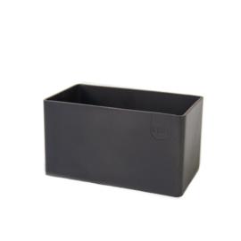 Container XL | Acier | Noir