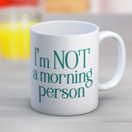 Mok I'm Not A Morning Person