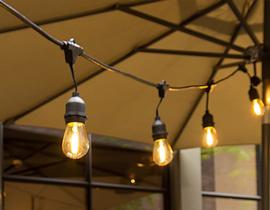 Kit d'extension d'éclairage de terrasse Premium