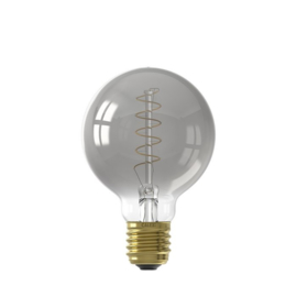 Calex LED Flex Globe 80mm 4W Titanium 2100K 473881