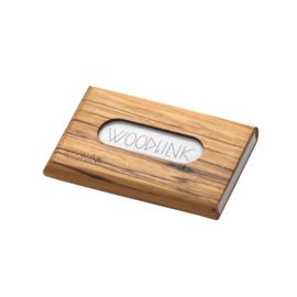 Wooden Wallet -Oak