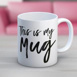 Mok This is My Mug