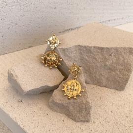 AMRHSTUDIO Gaia Drop Earrings