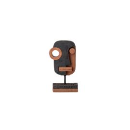 Kazo | Terracotta | Black | Backorder