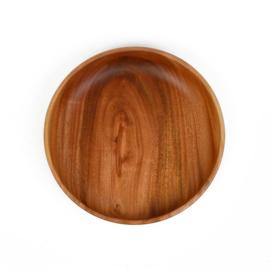 Saladebord Khaya-hout