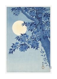 Esque   Poster   Ohara Koson   Blossoming Cherry Tree   Backorder