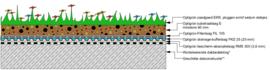 Sedumtapijt met voorgekweekte vegetatiematten - Prijs per m2