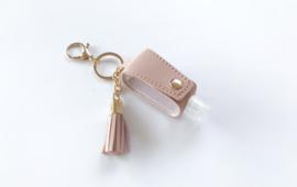 Tashanger voor Handgel Pink