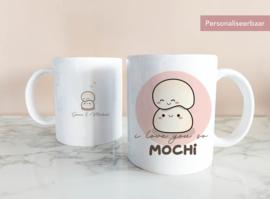 Mok I Love You So Mochi