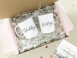 Giftbox Hubby & Wifey
