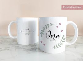 Mok Oma/Opa Tante/Oom To Be