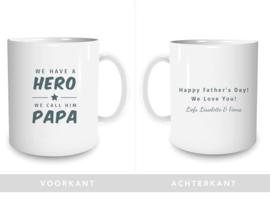 Mok Vaderdag: We Call Him Papa