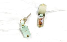 Sleutelhanger Mint Green