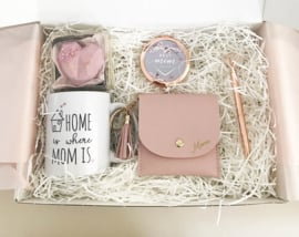 Giftbox Mother's Day   Favorite Pink