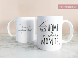 Mok Home Is Where Mom Is