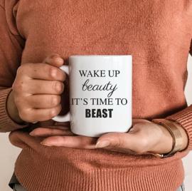 Mok Wake Up Beauty It's Time To Beast