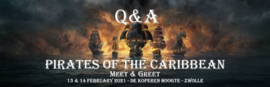 Pirates of the Caribbean - Q&A (16:00)