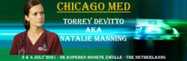 ONE CHICAGO EVENT - Torrey DeVitto - Photoshoot - 11:00 uur