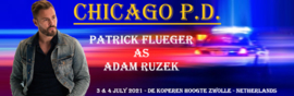 ONE CHICAGO EVENT - Patrick Flueger - Meet & Greet - 16:30