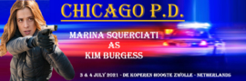 ONE CHICAGO EVENT - Marina Squerciati - Photoshoot - 12:00 uur
