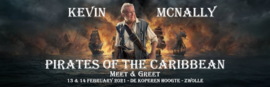 Autographic: Kevin McNally