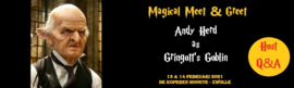 Magical Meet & Greet - Autographic - Andy Herd