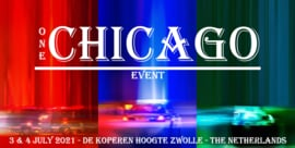 ONE CHICAGO EVENT - Toegangsticket - Zondag