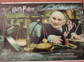 Micheal Henbury - Goblin Harry Potter 3