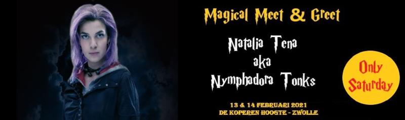Magical Meet & Greet - Autographic -Natalia Tena