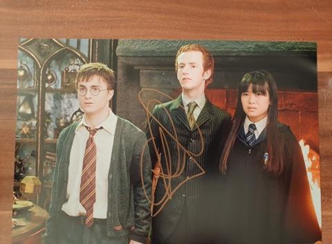 Chris Rankin - Percy Weasley - Harry Potter