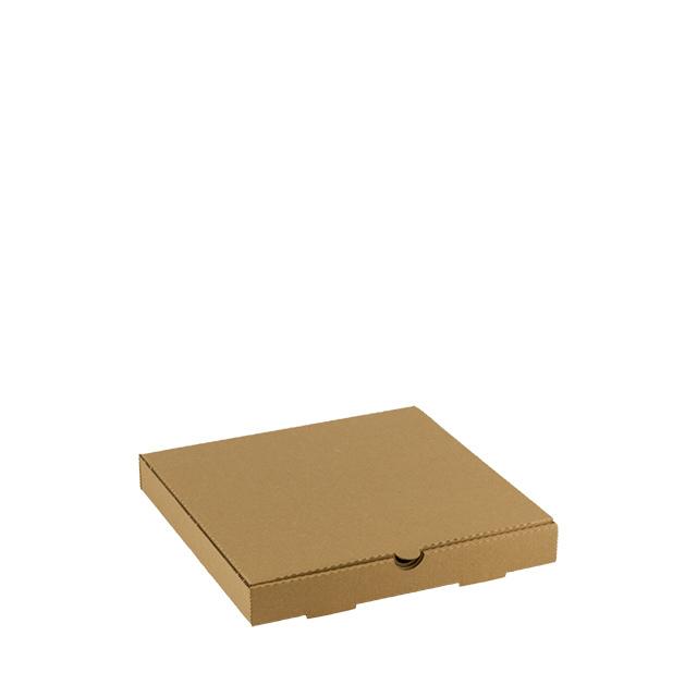 Pizzadoos 26x26x4,8 cm (per 100 verpakt )