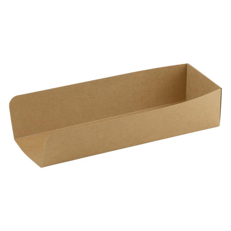Hotdog snack tray / Verpakt per 50 stuks